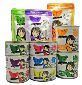 Canned Food for Cats